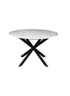 Livingfurn DT - Jacky Marble White 110 cm