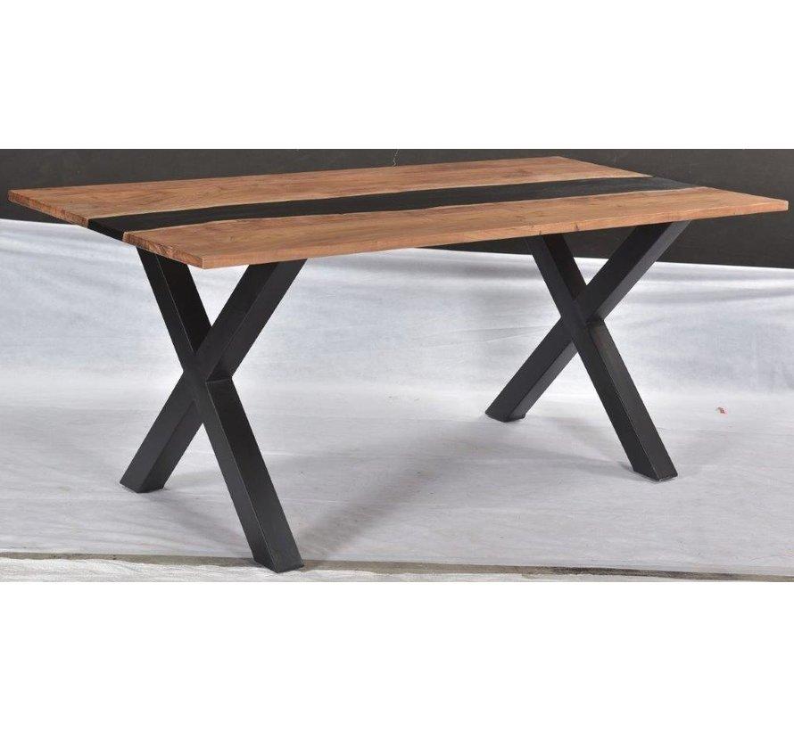 DT - Epoxy Middle Black X 180cm