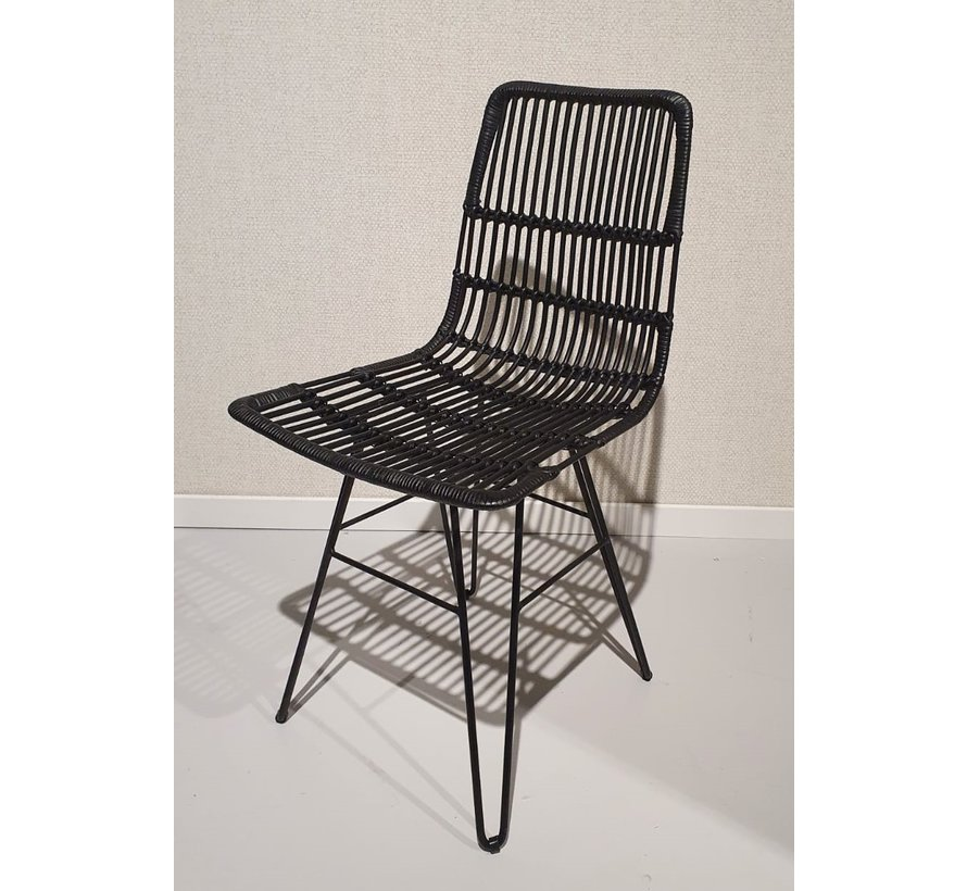 Chair - Christy Black
