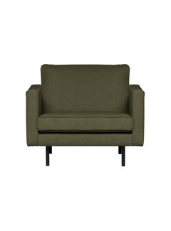 BePureHome Rodeo Stretched Fauteuil Tea Leave