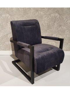 Livingfurn Chair - Bart Urban 100