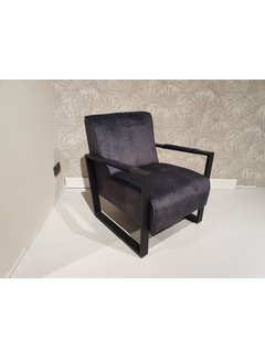 Livingfurn Chair - Leon Urban 100
