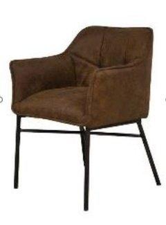 Livingfurn Chair - Denver Jackson 101