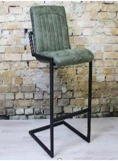 Livingfurn Chair - Josh Arm Hunter 801