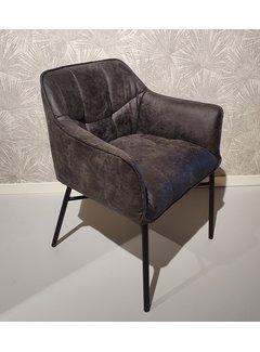 Livingfurn Chair - Denver Jackson 105