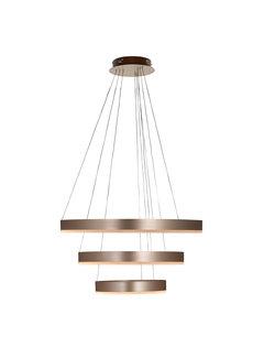 Richmond Interiors Hanglamp Jenna gold (Goud)