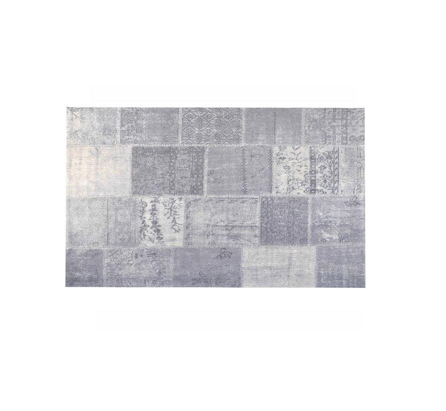 CP - Brix Patty Silver 170x240 cm