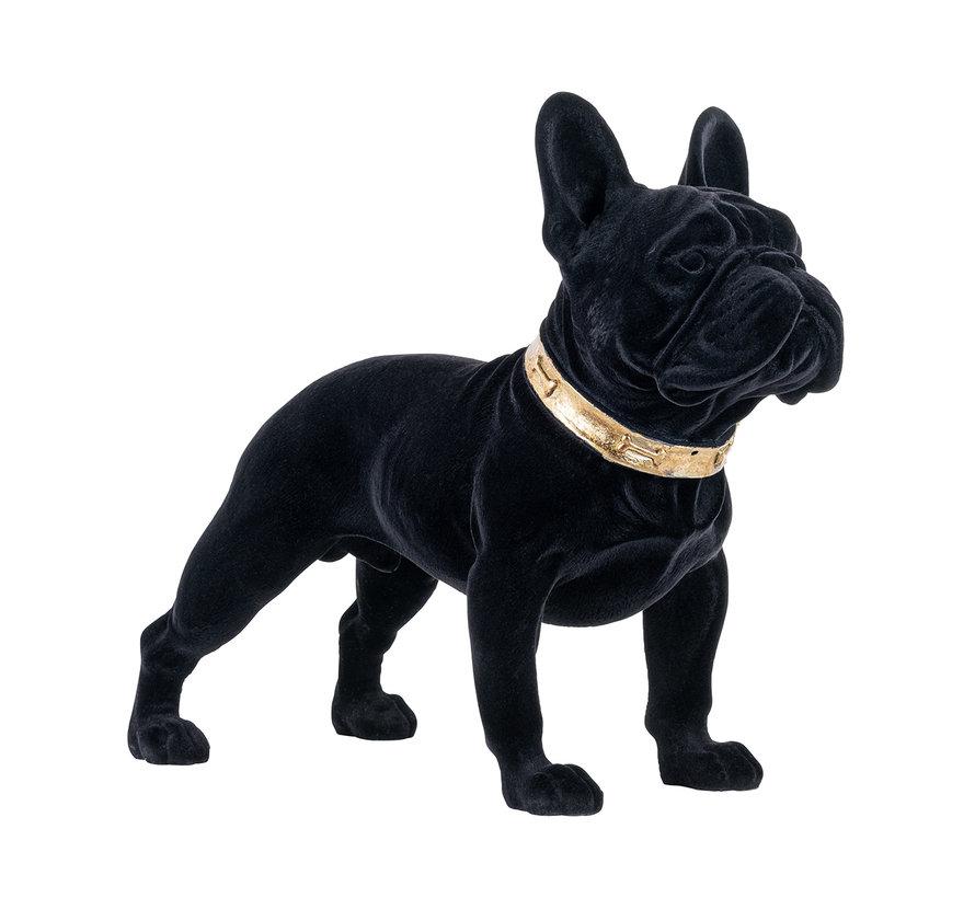 Dog Spike black (Zwart)