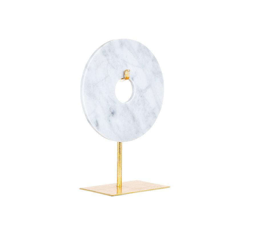 Decoratieve standaard Alina small (Wit)