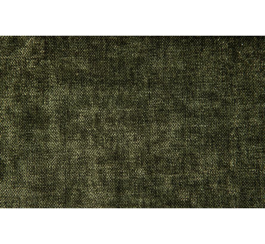 Date 2-zits Bank Vintage Groen