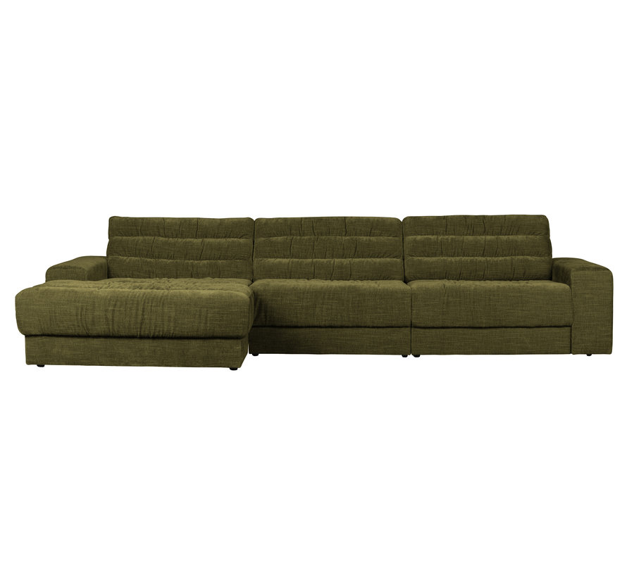 Date Chaise Longue Links Vintage Groen