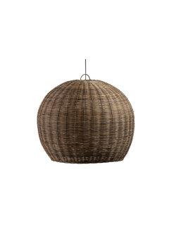 WOOOD Mooze Hanglamp Rotan Naturel Ø120cm