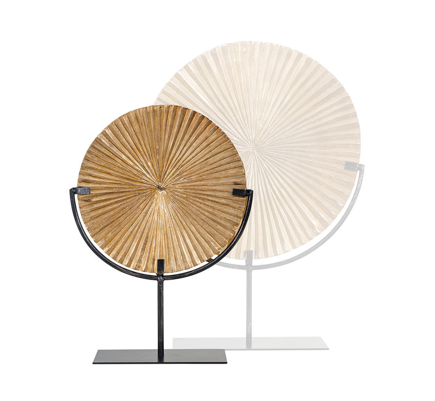 Decoratieve standaard Dilan small (Goud)