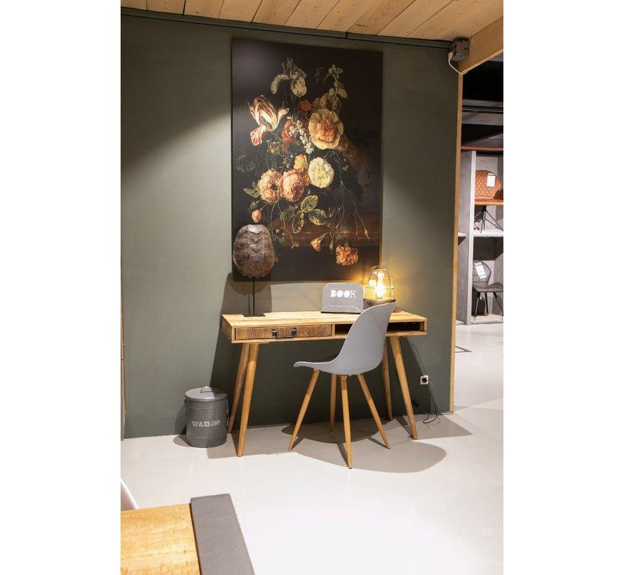 Bureau Steady - Rough - Mangohout - 118x50 cm