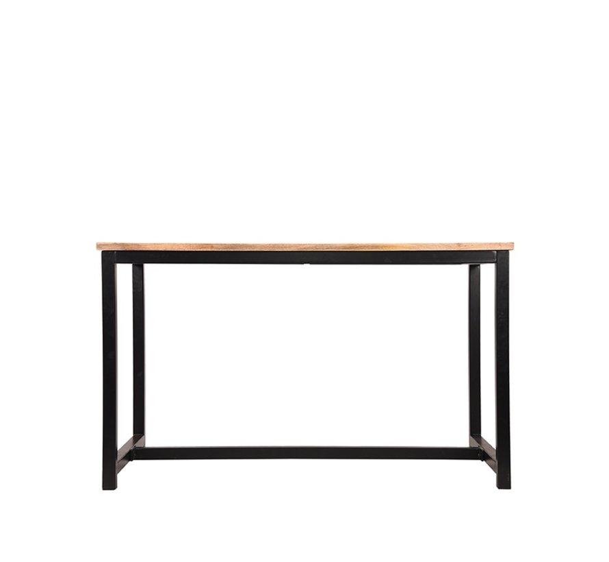 Bartafel Ghent - Rough - Mangohout - 160x90x95 cm