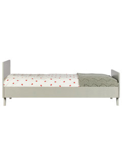 WOOOD Lily Bed Grenen Clay 90x200cm Excl Lattenbodem [fsc]