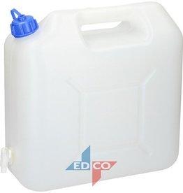 Waterkan met kraan 15 Liter