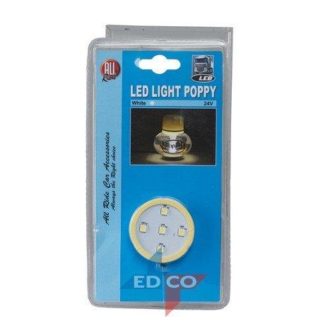 LED-Leuchte Poppy White