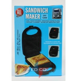Sandwich maker 24 Volt