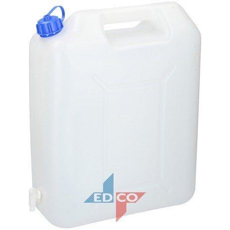 Waterkan met kraan 20 liter