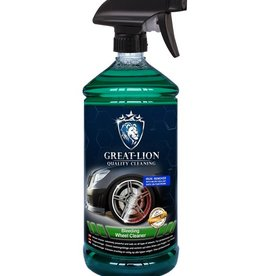 Great Lion Great Lion Bleeding Wheel Cleaner 1L