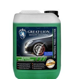 Great Lion Great Lion Bleeding Wheel Cleaner 5L