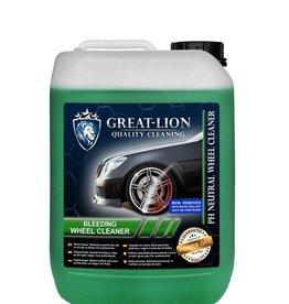 Great Lion Great Lion Bleeding Wheel Cleaner 5L