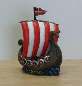 Dänisches Wikingerboot