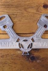 Alu Logo Scania Vabis Kolben