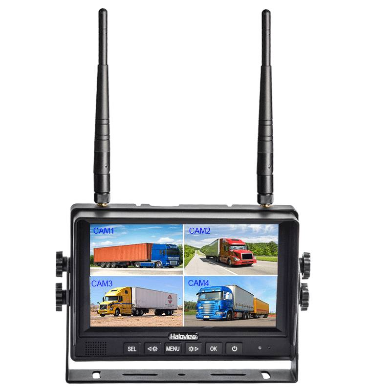 Haloview Haloview MC 7101 - draadloze camera met 7 inch scherm