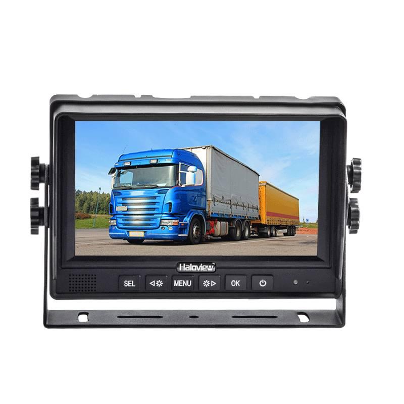Haloview Haloview MC 7601 - Kabelgebundene Kamera mit 7-Zoll-Bildschirm