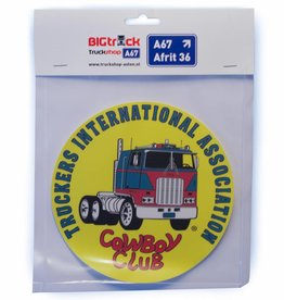 TIA | Truckers International Association TIA Aufkleber 17cm