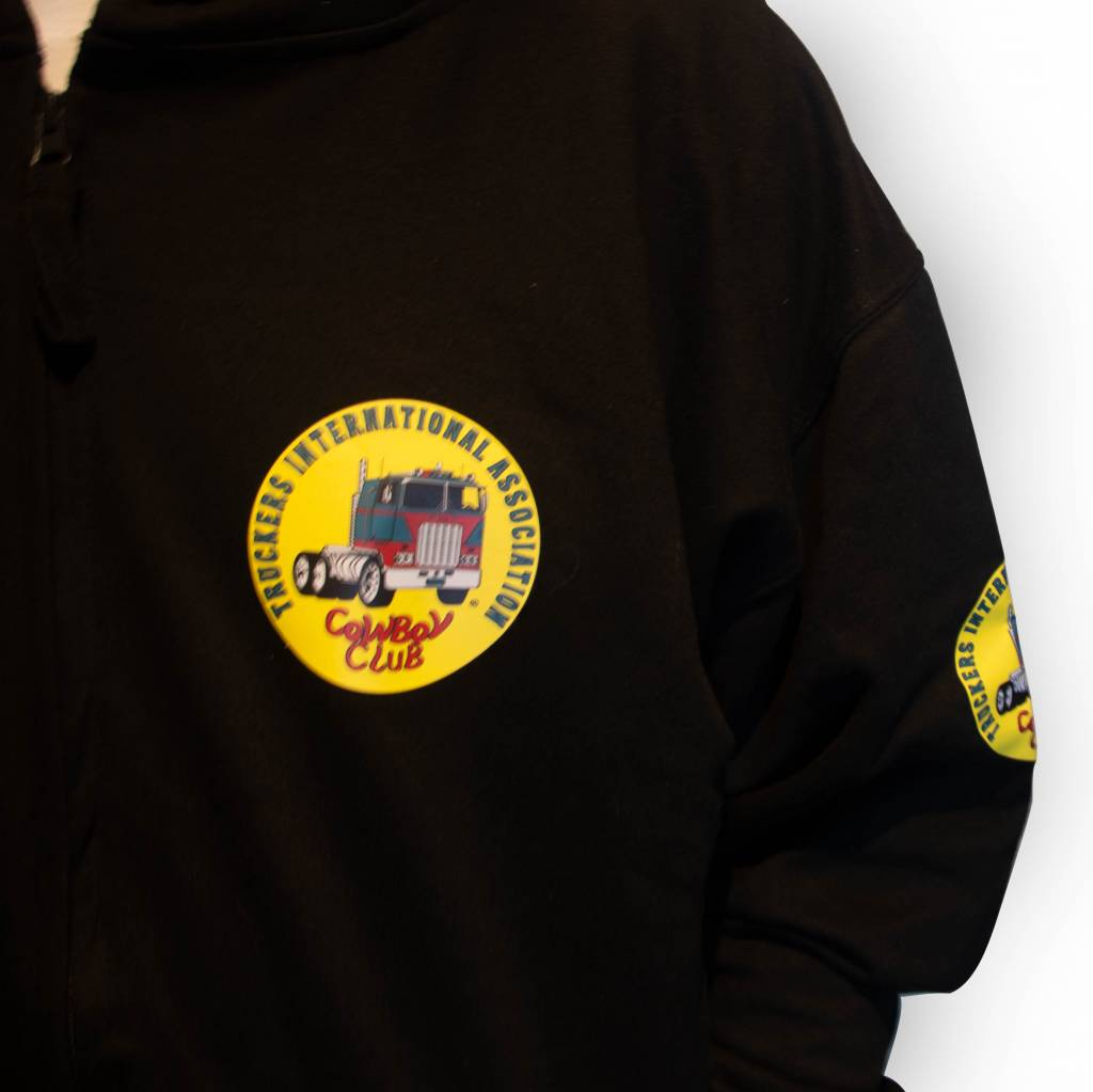 TIA | Truckers International Association Truckers International Association hoodie vest