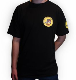 TIA | Truckers International Association TIA t-shirt zwart