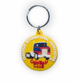 TIA | Truckers International Association TIA keychain