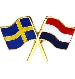 Pin Zweden/NL