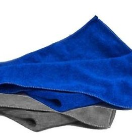 Great Lion Microfibre cloth gray / blue
