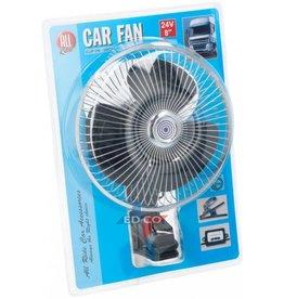Ventilator 8 inch met klem