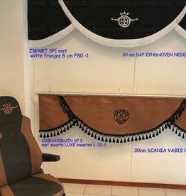 Oberes Bett Vorhang