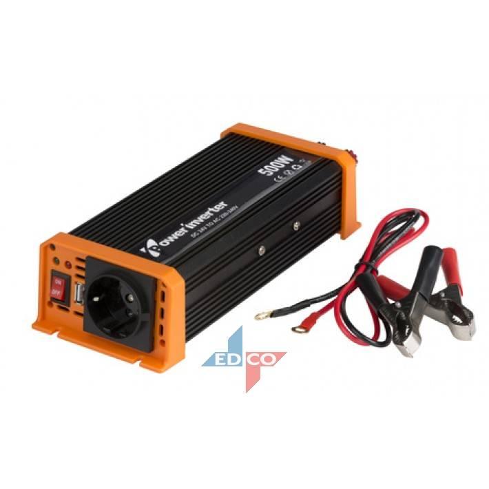 Wechselrichter 24 Volt 500 Watt