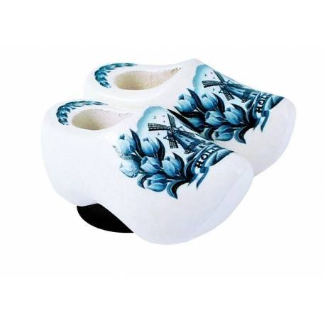 Magneetklompjes delfts blauw