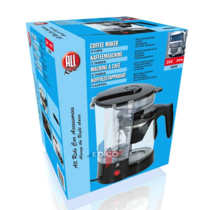 Kaffeemaschine 6 Tassen
