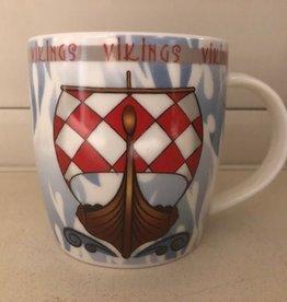 Mok Denemarken Vikingschip