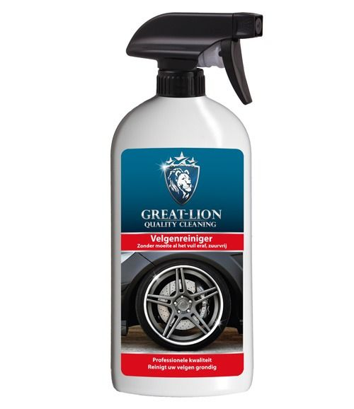 Great Lion Great Lion Velgenreiniger zuurvrij 500ml