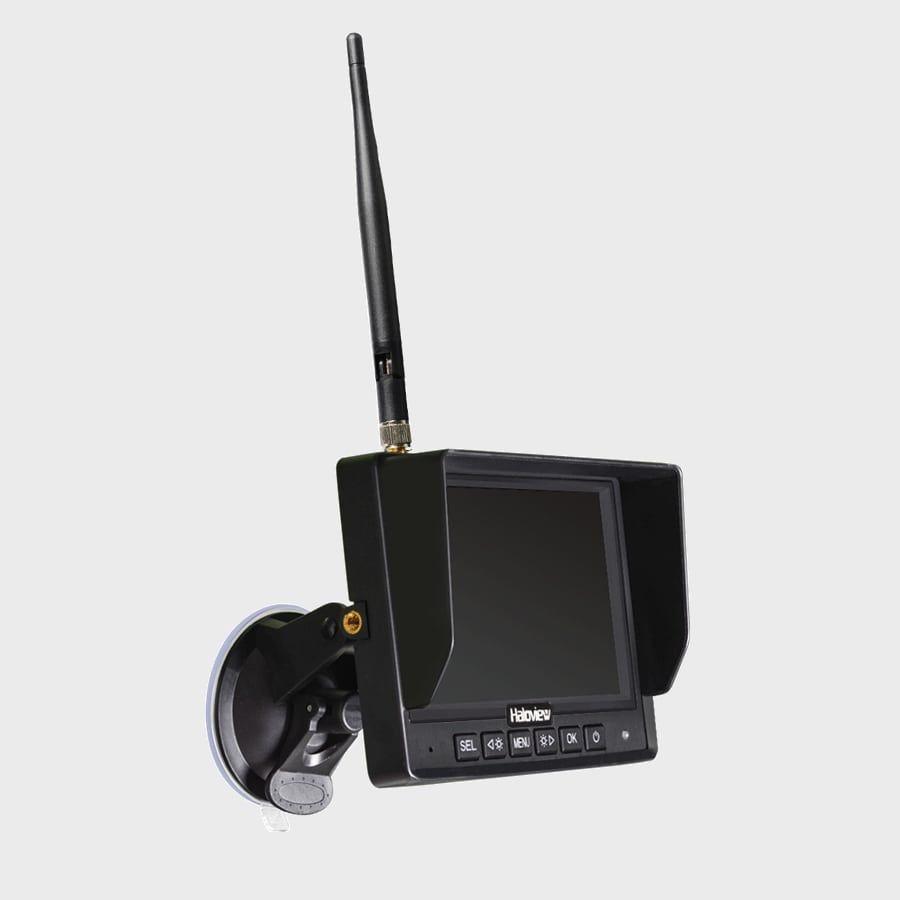 Haloview Haloview MC5111 5 '' 720P HD digitaal draadloos achteruitrijcamera DVR-systeem