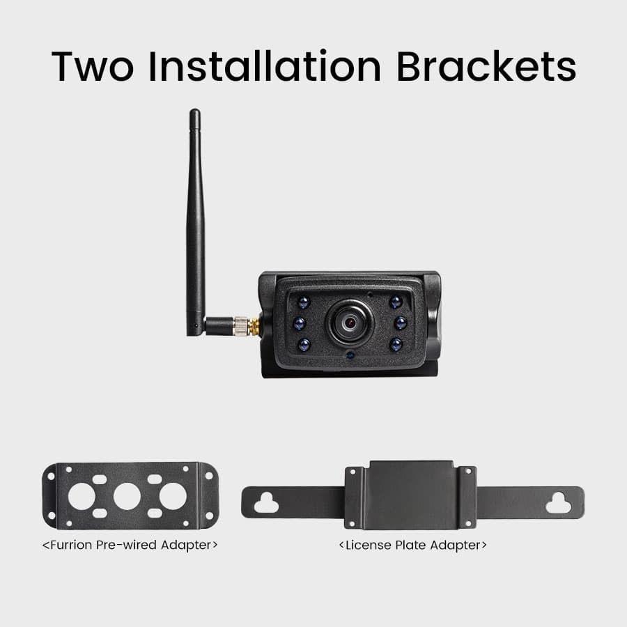 Haloview Haloview MC5111 5'' 720P HD Digital Wireless Rear View Camera DVR System