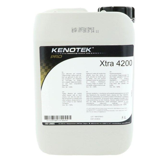 Kenotek Kenotek Felgenreiniger Ultra X-Tra 4200 (5 Liter)