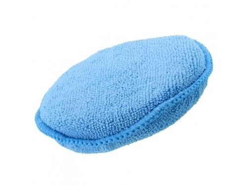 Microfiber Applicator pad Blue (13 cm)