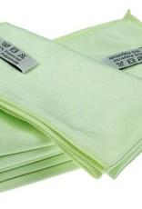 Glasdoek groen 55x60
