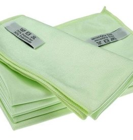 Kenotek glass towel green 55x60